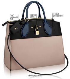 843855e44e Louis Vuitton City Steamer Bag Fab Bag