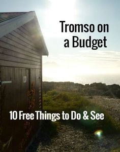 Tromso on a Budget - 14 Free Things to do & see in the Paris of the North — Nordic Wanders Lofoten, Helsinki, Voyage Suede, Visit Norway, Norway Travel, Arctic Circle, Free Things To Do, Paris, Places To See