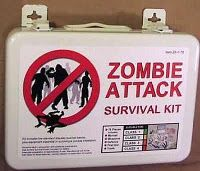Make Your Own Zombie Survival Kit