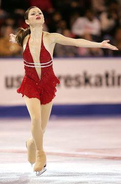 Sasha Cohen Photos Photos - Marshalls U.S. Figure Skating Challenge - Zimbio