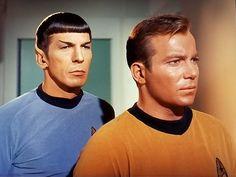 """Leonard Nimoy as Spock in """"The Menagerie: Part Star Trek TOS Love how sneaky Spock is in the beginning of this episode! Star Trek Season 1, Star Trek 4, Star Trek 1966, William Shatner, Spock, Star Trek Uniforms, Star Trek Generations, Star Trek Original Series, Star Trek Movies"""