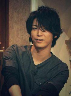Pics like this remind me that he exists :D Kazuya Kamenashi