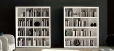 Daytona Bookcase #furniture #modernfurniture #bookcase