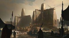 ArtStation - Citadel, Lucas Helmintoller