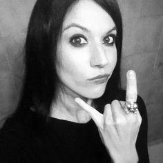 Cristina Scabbia (Lacuna Coil)
