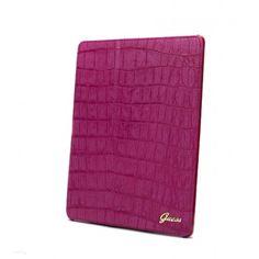 Custodia Guess iPad mini Croco Rosa Funzione Supporto