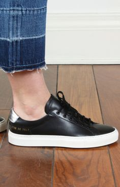 Shop Common Projects designer brand today at Epitome of Edinburgh. Browse innate style pieces rather than trend-led fashion. Shoes Men, Men's Shoes, Dress Shoes, Mens Fashion Casual Shoes, Sneaker Games, Common Projects, Everyday Objects, Black Silver, Baskets