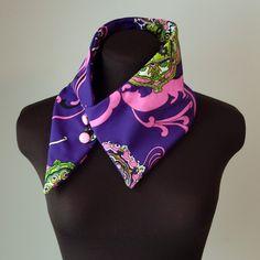 cute scarf idea