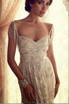 Anna Campbell design...very great Gatsby
