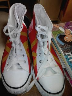 #pokemon#cosplay#shoes#painting