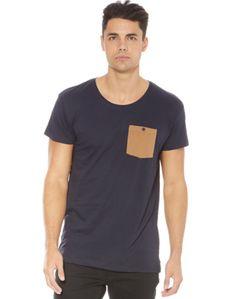 Kit Button Pocket T-Shirt