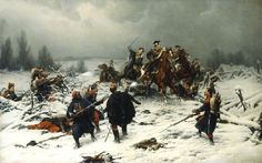 An incident of the Franco-Prussian War 1870
