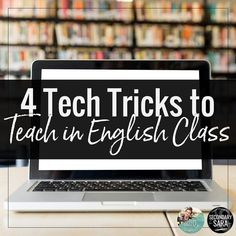 EDUCATİON, Ideas and resources for middle and high school English teachers! Ideas and resources for middle and high school English teachers! English Teacher Classroom, High School Classroom, School Teacher, English Teachers, Ela Classroom, Google Classroom, Classroom Ideas, Education English, Teaching English