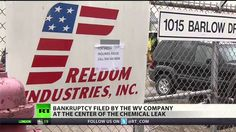 WV company files bankruptcy after massive chemical leak