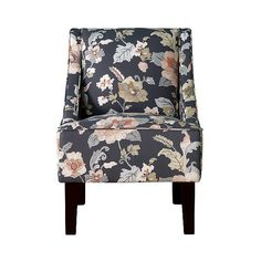 Hudson Swoop Arm Chair Featuring Polyvore, Home, Furniture, Chairs, Accent  Chairs,