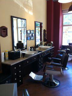 BARBERSCONEPT Friseursalon, Shop Ideen, Barbier