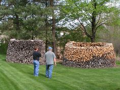 Log Shed, Firewood Storage, Got Wood, Natural Line, Woodstock, Types Of Wood, Outdoor Storage, Garden Tools, Fire Wood