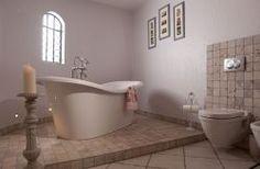 Pink Suite - bathroom Clawfoot Bathtub, Villa, Bathroom, Pink, Washroom, Full Bath, Bath, Pink Hair, Fork