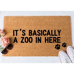 Basically. Whether your zoo is filled with animals or kids who act like animals, this is a solid choice.