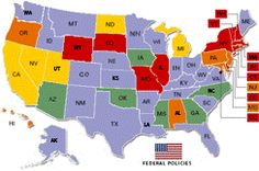Gifted Education Policies state by state