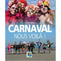 """Vivez le carnaval comme si vous y étiez dans notre livre """"Carnaval nous voilà !"""" http://vdn.lv/C3jSh4"""