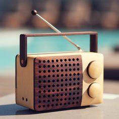Tiny radio #designeveryday