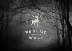 Whistling Wolf - Identity & Website by The Bearded