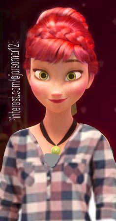 Modern Anna edit by Julia Ramos @Wizard003 on Pinterest