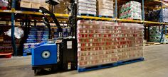 Automated Guided Vehicles: Behind the Swift Business of a Heavy Industry