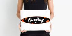"""FG-Z1(Surfing)"" Studio Pouches by fg-z1   Redbubble"