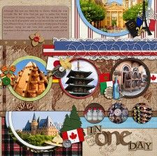 Search - MouseScrappers - Disney Scrapbooking Gallery