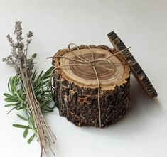 4 decorative natural wood coasters, made from reclaimed Elm. These would be great at place settings or for decoration around the house. Were happy