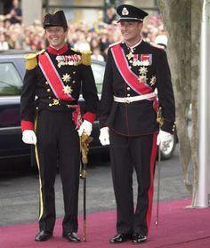 Tomorrows crowned heads: TRH HAAKON & METTE_MARIT WEDDING juni 2010