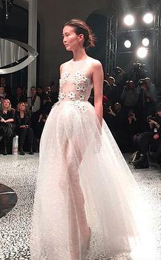 Faerie Dream Dress by Kaviar Gauche, Fall-Winter 2015