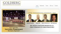 17.4.2013    Das Vertriebs - Powerevent in der Schweiz!  Jörg Löhr -Martin Betschart - Rolf Bielinski und Harald Psaridis  http://www.goldberg-hpc.com/  Um einen günstiger Ticketpreis zu bekommen können Sie Frühbucher Rabatt Tickets bekommen (über 140,- Erspranis) klicken sie bitte auf das Bild!