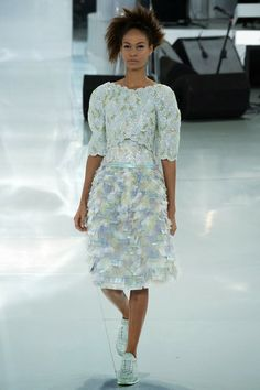 Chanel #SS14 #couture