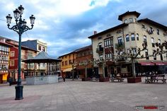Plaza Mayor de Ampuero #Cantabria #Spain