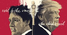 How is it that Canada has Trudeau while the United States has Trump? As a tumultuous U. presidential campaign ends, Stephen Marche explores the conditions that have set Canada up to emerge, in Campaign, United States, Canada, Usa, Movie Posters, Film Posters, Billboard, America