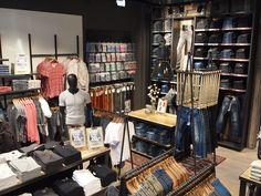 Outlet Garcia Ingolstadt (DL) Realisatie: Store3D #deliverexperience.