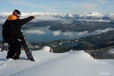 Fly me Away: Vamos para a neve? 5 locais sugestivos #Fly #me #Away: #Vamos #para a #neve? #5 #locais #sugestivos | #AméricadoSul #VillalaAngostura #Argentina #bosques #passeio de #barco pela #lagoa e #veja as #magníficas #quedas #de #água no #Bosque de #Arrayanes #esquiar #estação de #CerroBayo
