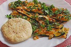 Marokkanische Chermoula - Zucchini (Rezept mit Bild) | Chefkoch.de