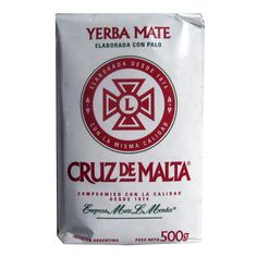 Yerba Mate Cruz de Malta x 500 g Argentina Diet Loss Herbal Bags Slim 1.1 lb New * Learn more by visiting the image link.