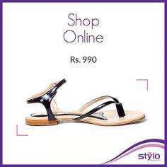 Stylo Shoes Decent Girls Footwear for Summer Spring 2015 (9)