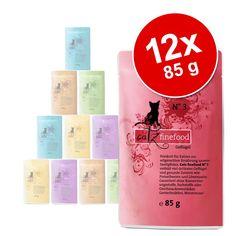 Animalerie  Lot de sachets fraîcheur Catz Finefood 12 x 85 g pour chat  Multipack II