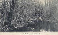 Lover's Creek, Barrie