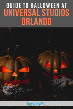 Get all the creepy details on Halloween in this guide to Universal Studios Orlando. This is a detailed guide to Halloween Horror Nights including scare zones, haunted houses, attractions as well as dates and ticket info. #TMOM #Orlando #UniversalStudios #Halloween | TravelingMom | Fall Travel | Travel with Teens