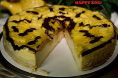 Vegan Pineapple Coconut Cheesecake love animal free by VEGANLOTUS, $30.00