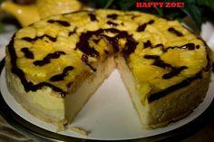 Vegan Pineapple Coconut Cheesecake love animal free by VEGANLOTUS, $30.00