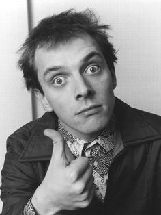 Love, anarchy, and wonderful violence: how to remember Rik Mayall