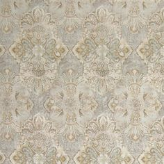 The G6223 Pewter upholstery fabric by KOVI Fabrics features Medallion pattern and Neutral as its colors. It is a Linen, Print type of upholstery fabric and it is made of 55% Linen, 45% Rayon material. It is rated Exceeds 12,000 double rubs (heavy duty) which makes this upholstery fabric ideal for residential, commercial and hospitality upholstery projects.For help please call 800-860-3105.